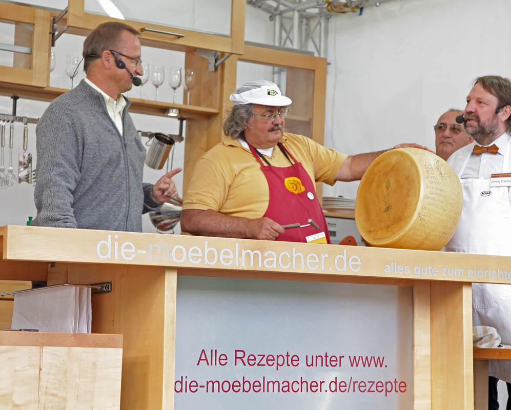 Bioerleben n rnberg in der massivholzk che der m belmacher die m belmacher - Die mobelmacher ...