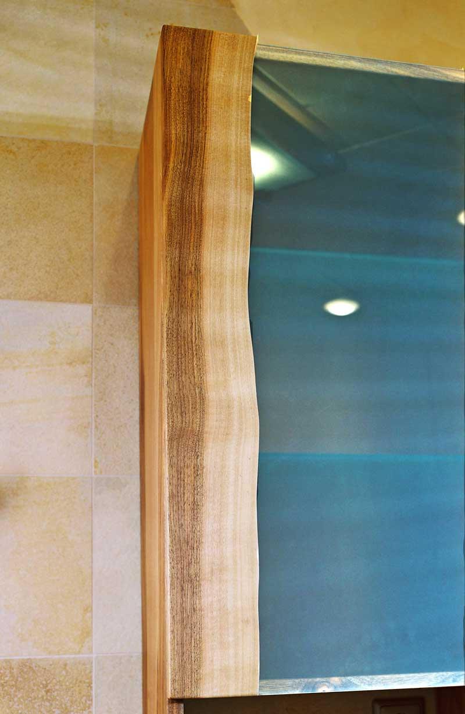 Badezimmer Aus Nussbaum