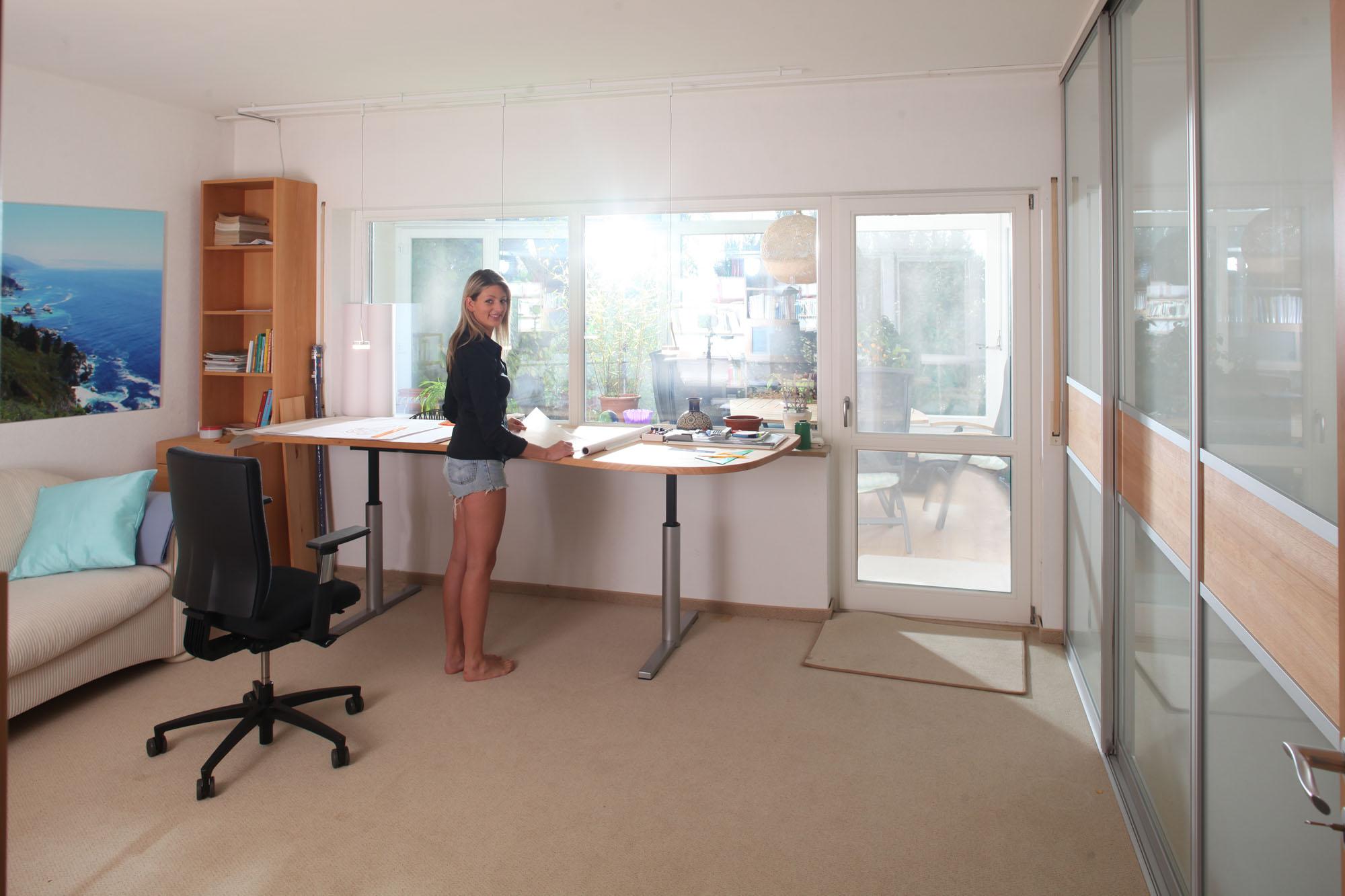 hobbyzimmer r ckzugszimmer frauenzimmer herrenzimmer. Black Bedroom Furniture Sets. Home Design Ideas