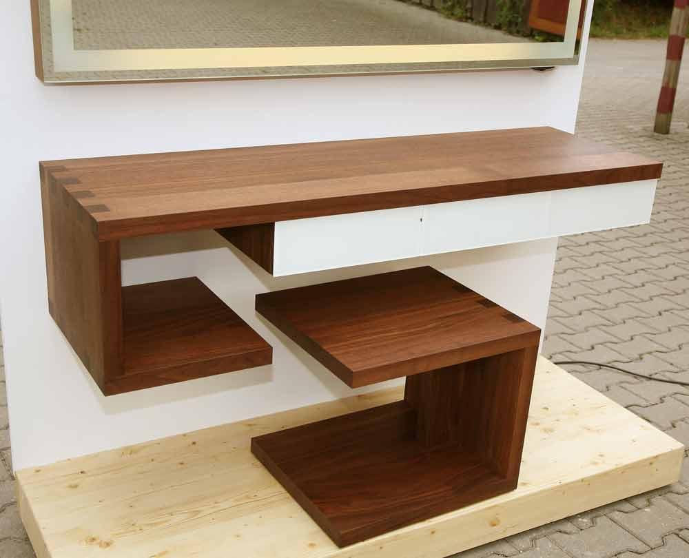 schminktisch aus nussbaum und kletterschrank aus ahorn 2008 die m belmacher. Black Bedroom Furniture Sets. Home Design Ideas