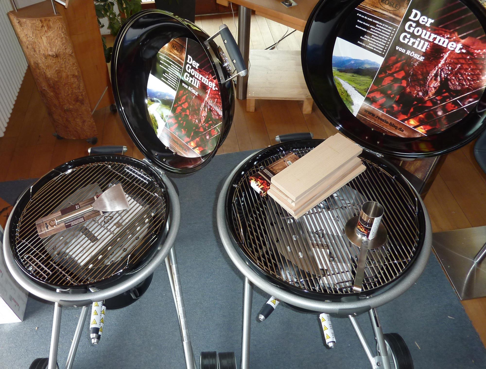 grill r sle kugelgrill webergrill die m belmacher. Black Bedroom Furniture Sets. Home Design Ideas