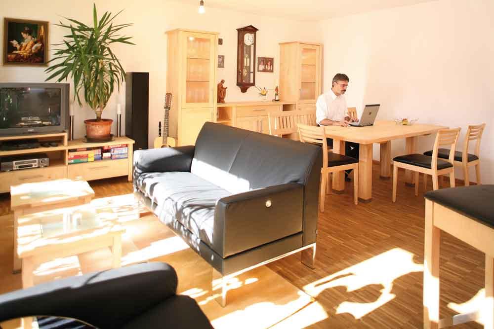 ... Wohnzimmer Aus Dem Massivholz Der Region 2006 8 Den ...