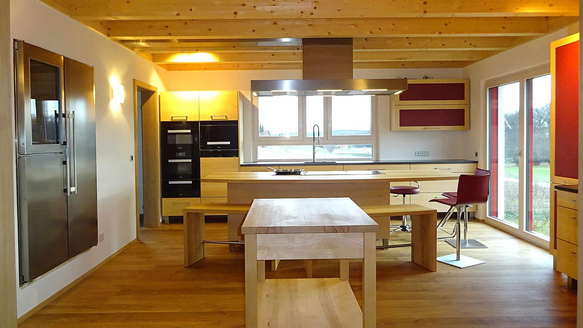 Massivholzküchen der Möbelmacher 2016: Die Möbelmacher