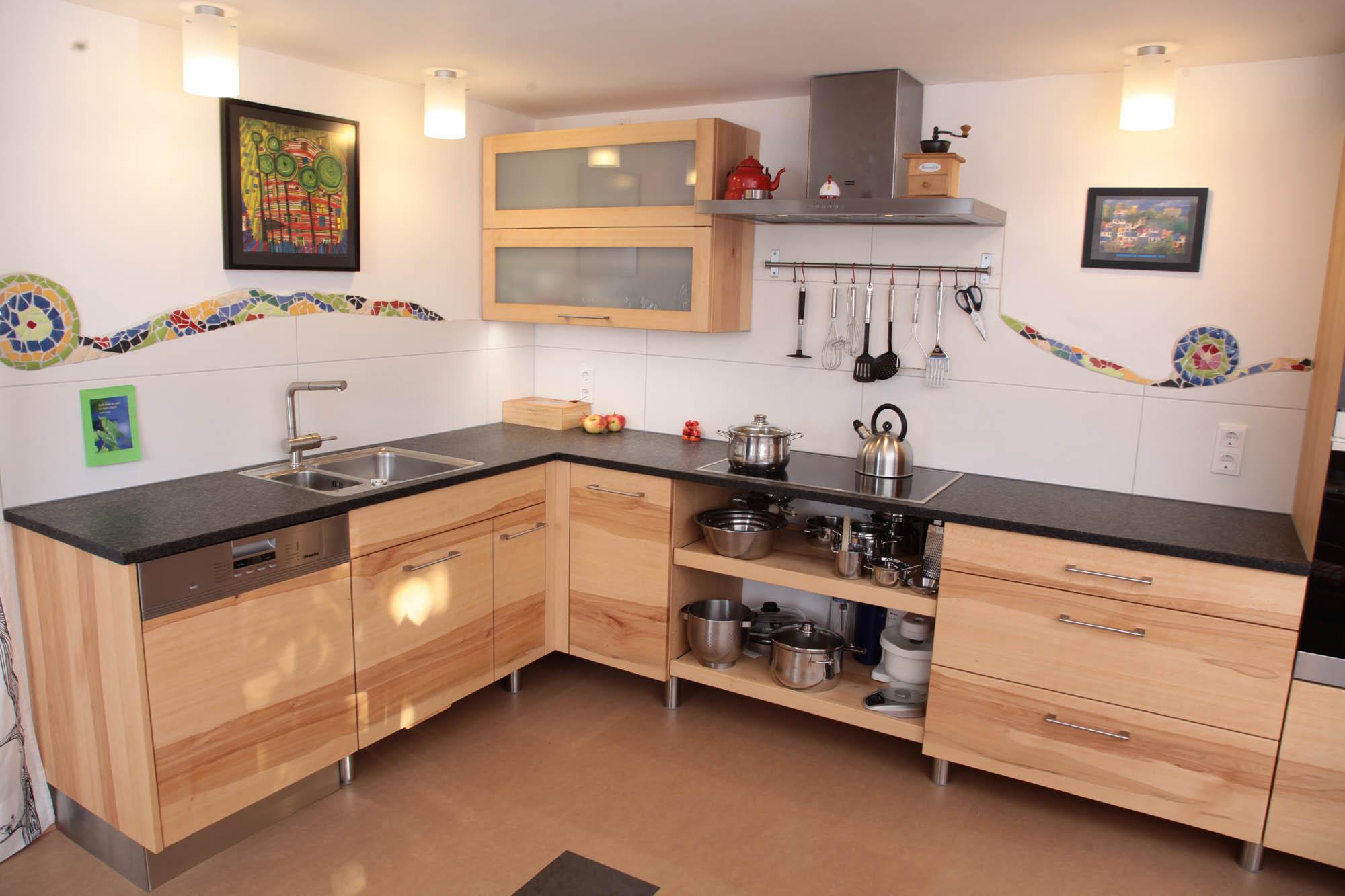 Massivholzküchen der Möbelmacher 2014: Die Möbelmacher