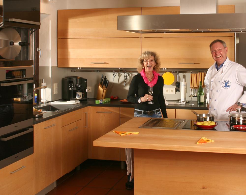 Tag der Küche aus Massivholz: Die Möbelmacher