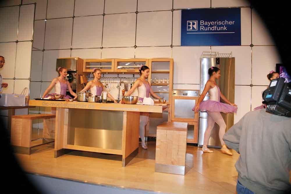 k chenbeispiele 2006 mit miele titank che frankenschauk che und spezialk che f r. Black Bedroom Furniture Sets. Home Design Ideas