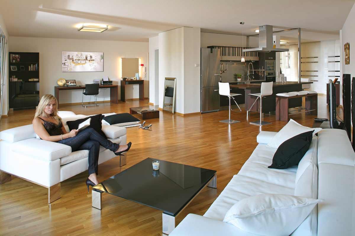 Loft Küchen und Möbel für LOHAS: Die Möbelmacher
