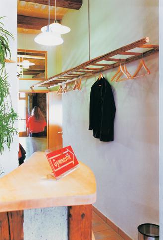 Peteru0027s Scheune: Sauna Und Gymnastik