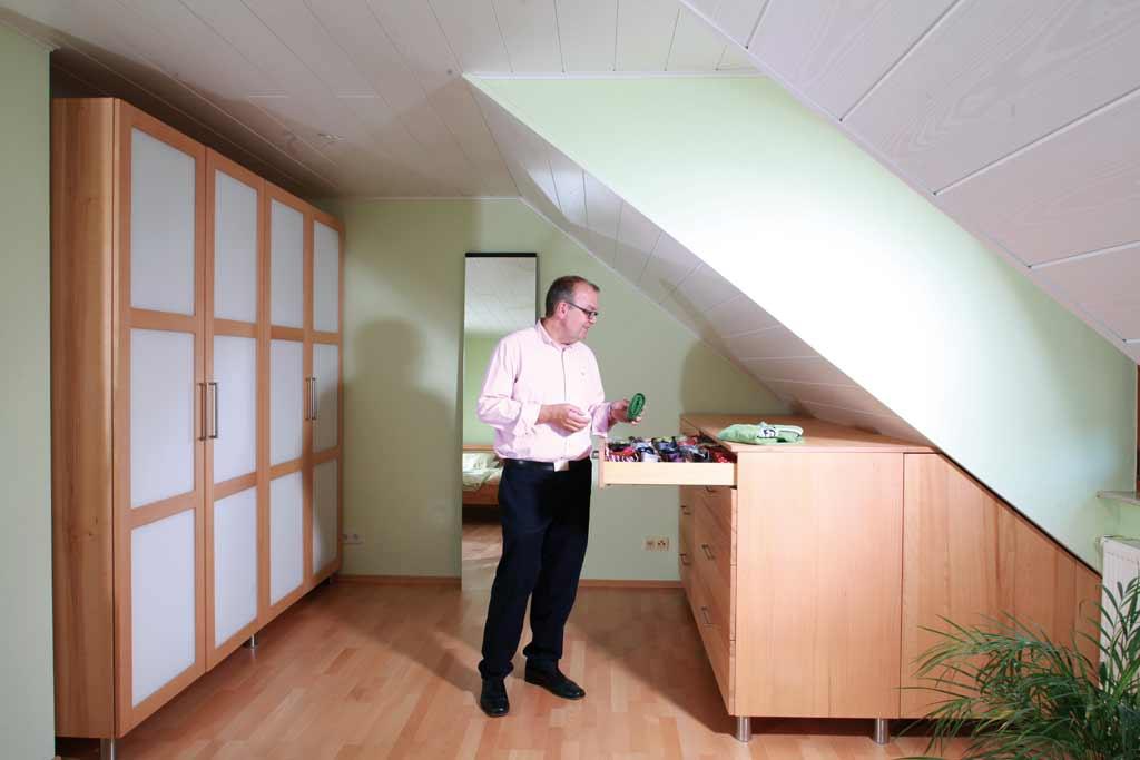 Schlafzimmer Aus Massivholz Von Den Mobelmachern Aus Franken 2012
