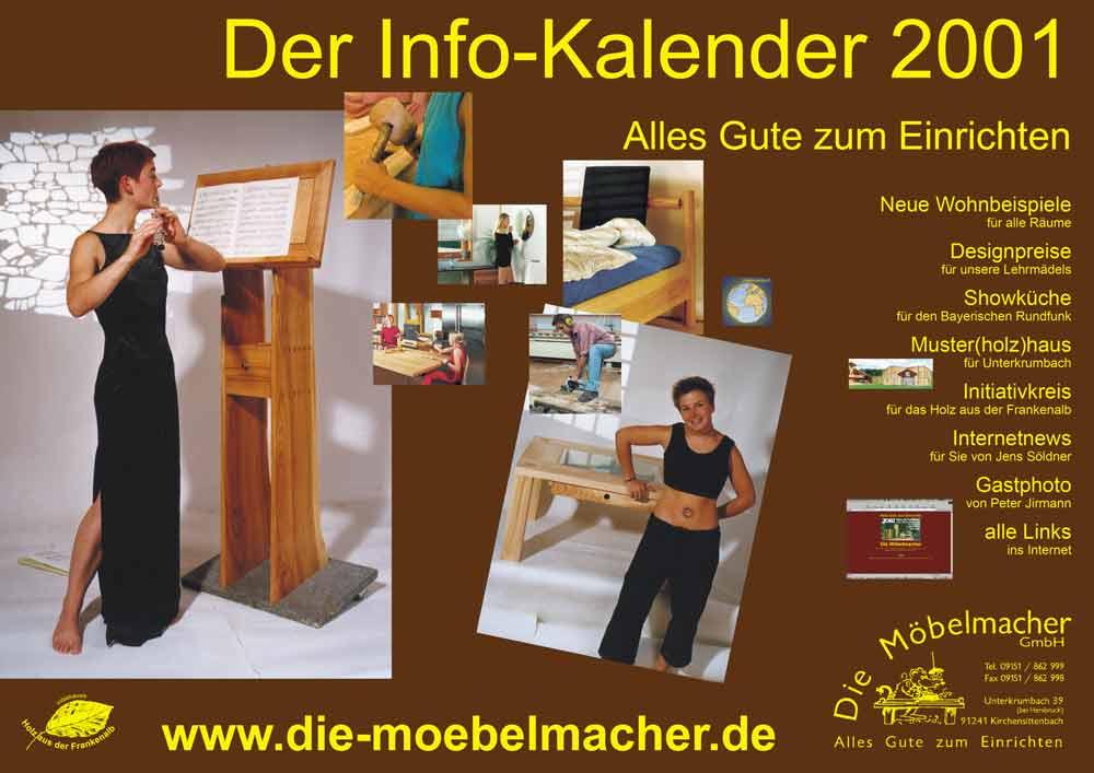 Kalenderarchiv die m belmacher - Die mobelmacher ...