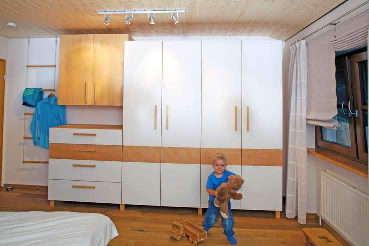 Garderobe: Die Möbelmacher