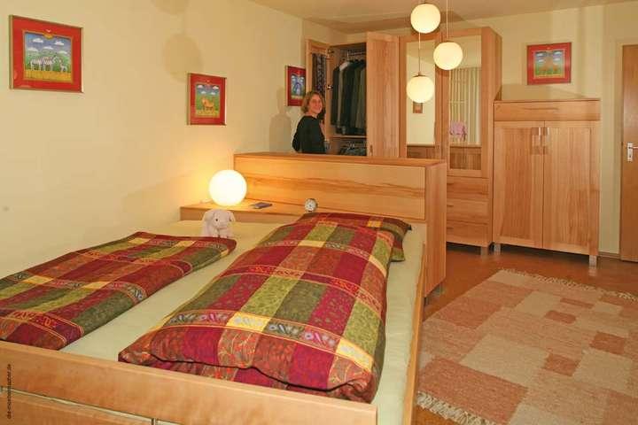 Schlafzimmer Am Fuße Des Grünen Hügels