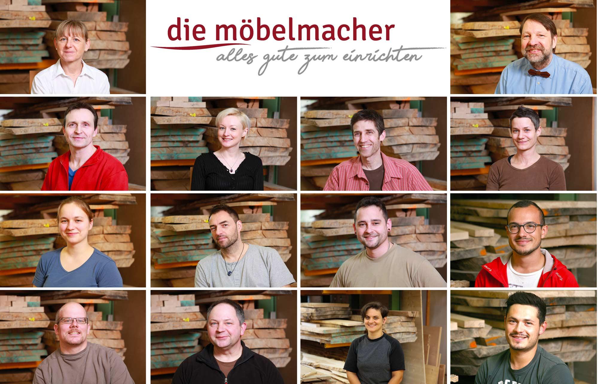 Die Möbelmacher unser team die möbelmacher