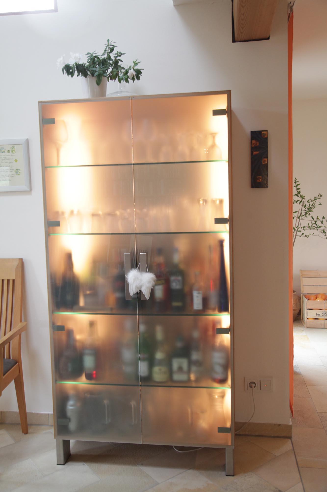 Barschrank-Inspirationen oder auch Geschirrschränke mit Fotos und