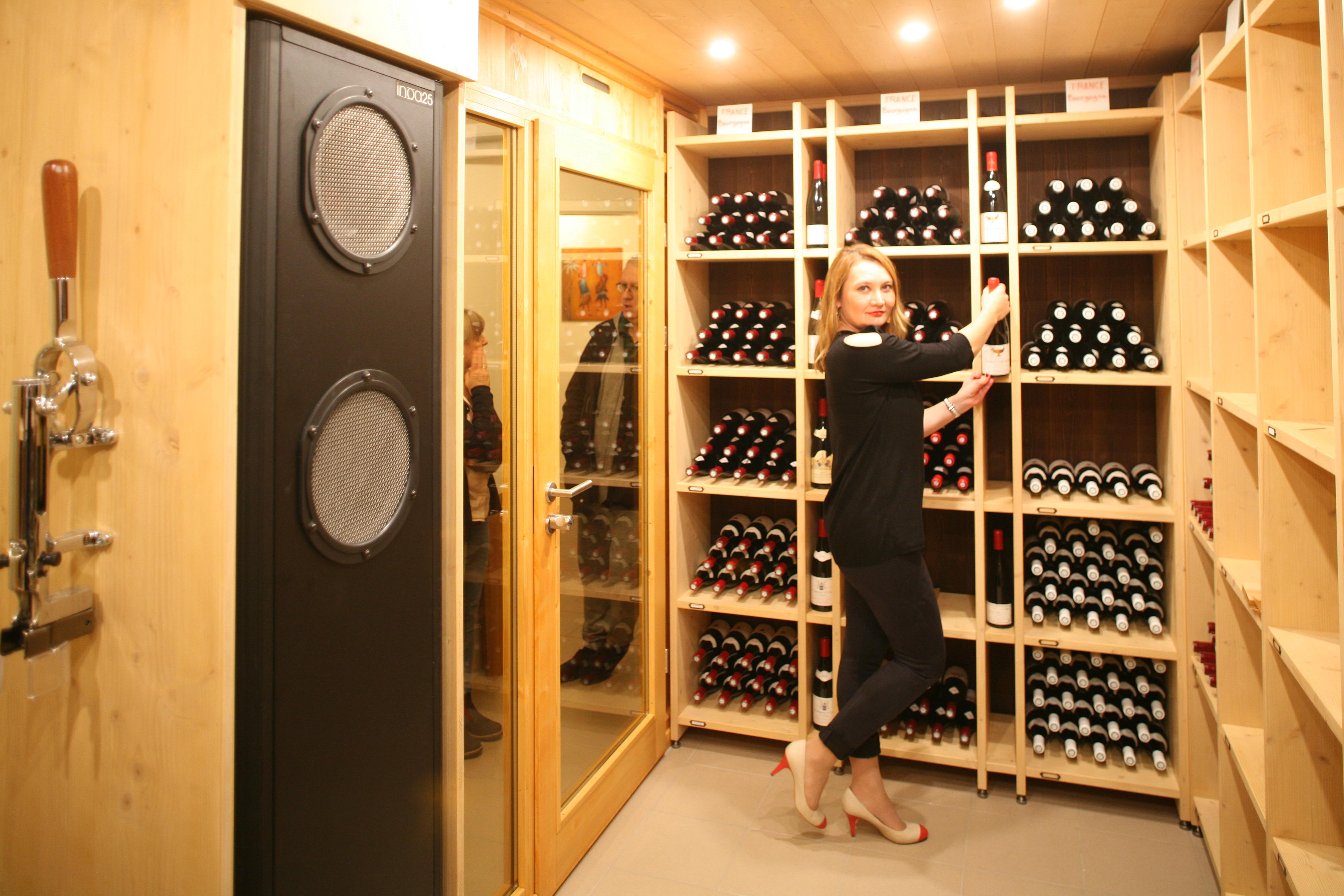 Der perfekte Weinkeller: Die Möbelmacher